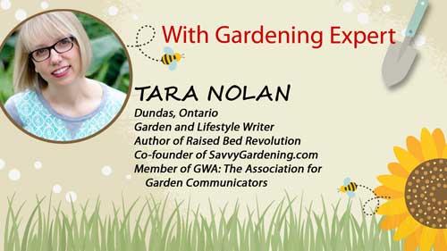 Garden Wisdom expert graphic